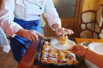 עוגת גבינה בנוסח תושבי הדלתא של הדנובה